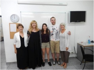An English Teacher's Tale of Adventure in Barcelona by Leah Goldkorn