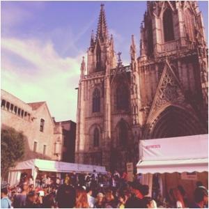 Random street markets found while roaming the city