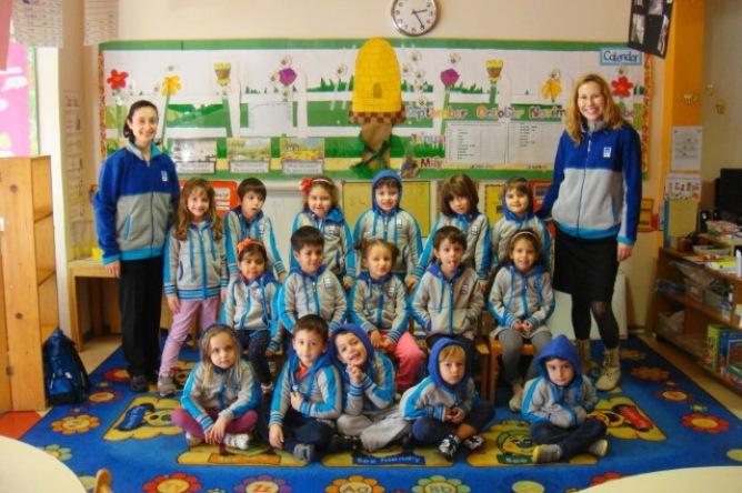 Kindergarten Class Photo