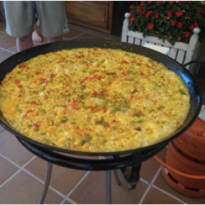 What to expect from a TEFL course in Barcelona? plenty of tasty local food!