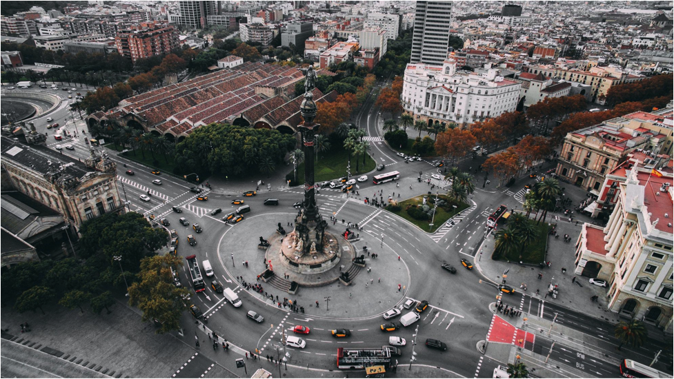 5 reasons to teach English in Barcelona - the art!