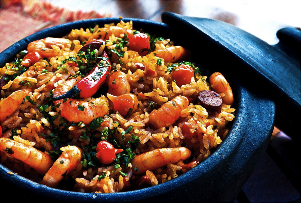 5 reasons to Teach English in Barcelona - the tasty paella!